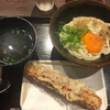 香川一福で釜玉バター(神田)