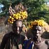 ムルシ族とアリ村