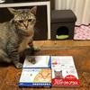 友達に頼まれてお猫様たちのノミ・ダニ(マダニ対応)の駆除薬『プロテクトプラス』を買いました