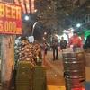 【ベトナム】犯罪的安さ ハノイの旧市街で25円のビールを飲んでみた