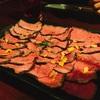 肉バル PERORIでローストビーフ食べ放題!やま昇のつけ麺大盛りも食べて食トレ
