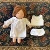 ウォルドルフ人形の洋服制作 2 寝間着とアンダーウェア