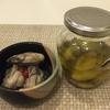 牡蠣のオイル漬けとおうち居酒屋