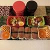 豚汁とスパムおにぎり 〜今日のお弁当〜今日のわんこ〜
