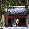 雪の戸隠神社とうずら家の絶品蕎麦でパワーチャージ