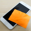 iPhone 6/6s/7/8用の強化ガラスフィルムが3枚入りで299円とはすごい。