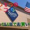 【日本未上陸のサムズクラブ】倉庫型会員制スーパーにてハロウィーンとクリスマスを感じる日