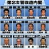 ◇大臣3人増やす内閣改正法の不成立