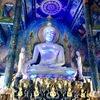 タイ・チェンライにある「青い寺(ブルーテンプル)」が、想像以上に素敵だった