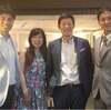 【宿利原卓】鳥居先生の出版記念講演 一緒に参加しませんか?(大阪・名古屋共に参加しています)