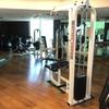 パラオのトレーニングジムその②:ホテル併設、きれいな街中のジム