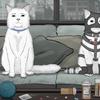 【Hulu】大人向け海外アニメ『アニマルズ』ブラックユーモア溢れる動物たちの日常が面白い!