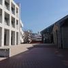 大阪芸術大学の展覧会へ観に行きました、。生まれて初めて大学に行ったので広くて驚きました!