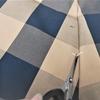 すてきにハンドメイド12月号「大人かわいいワンピース」を作りますよ。縫製前編。