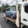 立川市からレッカー車で遺産相続の故障車を廃車の引き取りしました。