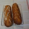 夫さん、本格フランスパンに近づくか?