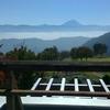 お隣の山梨市からは富士山が見えることが判明