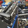 【RB25】コンプリートエンジン完成。次の作業に進みます。_EFIテクノロジック