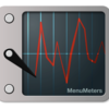 M1 Mac CPU温度表示、しかも無料!  -- MenuMeters