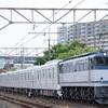 通達193 「 甲54 東京メトロ13000系(13108f)の甲種輸送を狙う 」