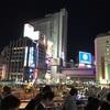 【渋谷】最近の渋谷は「桜」と「柱」が見頃