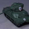 1/72 M4A1シャーマン 76mm砲搭載型サンダース仕様
