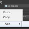 【Unity】【Odin - Inspector and Serializer】変数ごとのコンテキストメニューに項目を追加する「CustomContextMenu」属性