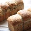 パウンド型でゴマ食パン◎手ごねレシピと型のサイズ・くっつく生地の対策