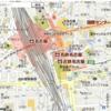 ルートラボで地図の初期表示位置と投稿者名を設定する方法