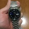 【Seiko5 SNXS77K 】1万円代買える機械式時計について【初めての機械式時計】