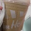 夏におすすめ!冷たくて甘いTim Hortonsのアイスカップ(Iced capp)