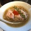 558. 鰤いくら出汁冷し蕎麦@さんじ(上野):ジャンキーなはずの「さんじ」さんにてまさかのサッパリ系冷やしラーメンを食す!