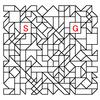 四角渡り迷路:問題10