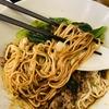 ノーマルだと痺れは弱いけど食べやすい/東京・板橋/芝蘭(チーラン) 板橋本店/汁なし坦々麺