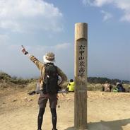 芦屋ロックガーデンからの六甲登山。