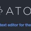 ATOMでPython環境構築