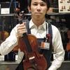 7月18日(月・祝)バイオリン弦交換お手入れセミナーイベントレポート!!