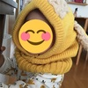 あったか可愛い!子供用冬の帽子買いました!