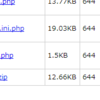 Xserver Pukiwiki すべての編集に制限をかける方法
