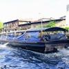 センセーブ運河水上バスでトラブル発生