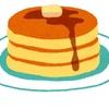 Eggs'n Things(エッグスンシングス)のパンケーキ