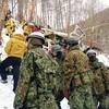 死亡した隊員、墜落まで小型カメラで撮影…発見