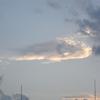 七夕のお魚雲とBASARA4