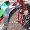 注意喚起。自転車旅中にボルトを踏んで事故った話
