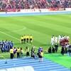 水戸ホーリーホックvs鹿島アントラーズ いばらきサッカーフェスティバル2017@ケーズデンキスタジアム+128日目~129日目(日本史)