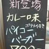 屋久島カレー事情 第92回 ホワイトデーに Pig and Pork 安房 Sungun Burger