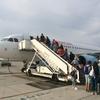 搭乗記 オーストリア航空 バルセロナ⇒ウィーン OS392 A320 ビジネスクラス