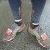 八重山トレイルは泥んこ祭だったよ♪