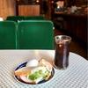 【久屋大通】ちょっと斬新なハム野菜サンドでモーニング@エーデルワイス