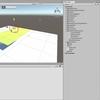 Unity&C# 学習  Part2 落ちたらゲームオーバーになる床の作成